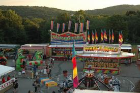 Some more rides and games for all ages at the Carnival